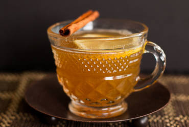 Time for a Hot Tea Toddy